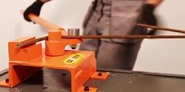 Станок для гибки арматуры – чтобы работать руками!