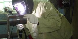 Аппарат аргонодуговой сварки – соединение металлических конструкций