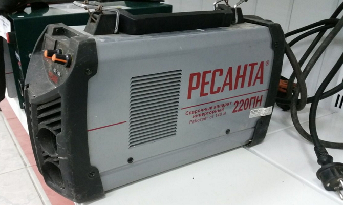 Агрегат 220 ПН от Ресанта