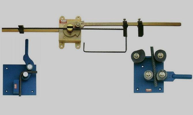 РСГА для сгибания стальной арматуры