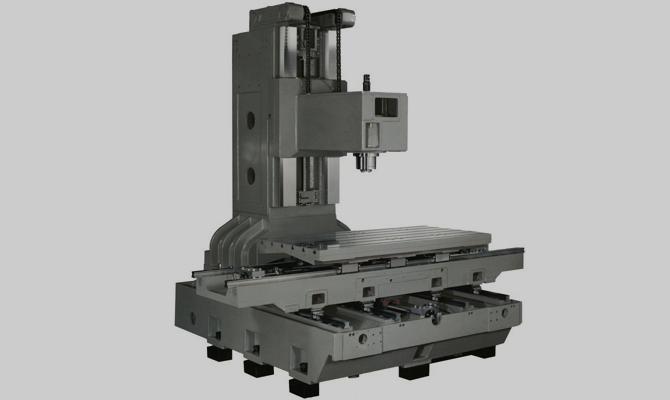 Вертикально-фрезерное оборудование