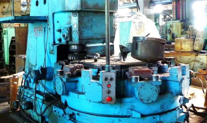 Карусельно-фрезерное оборудование