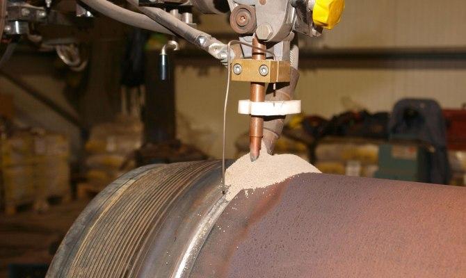 Все нюансы сваривания аустенитных сталей под флюсом