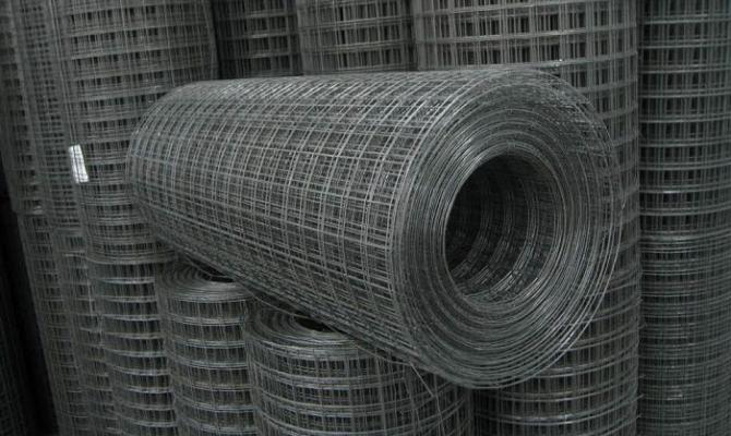 Приемка рулонной сварной сетки