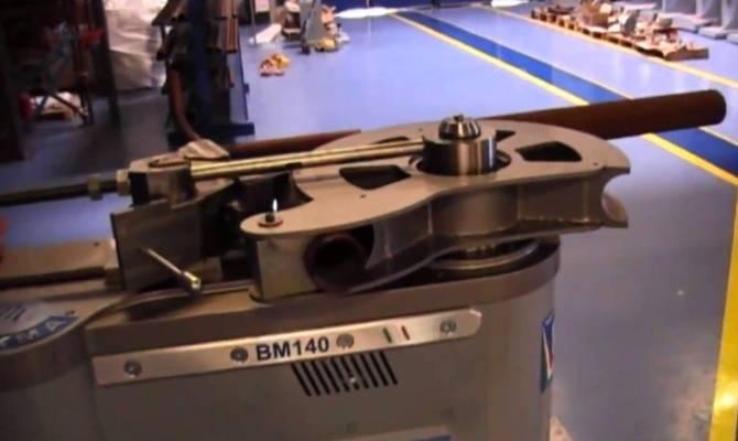 Бездороновое трубогибочное оборудование