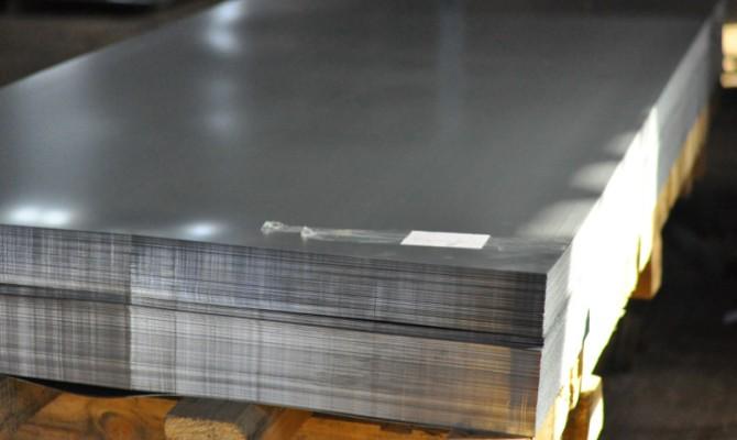 Расчет веса листовой оцинковки