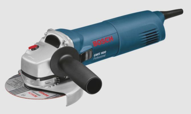 Углошлифовальная машина GWS 1400
