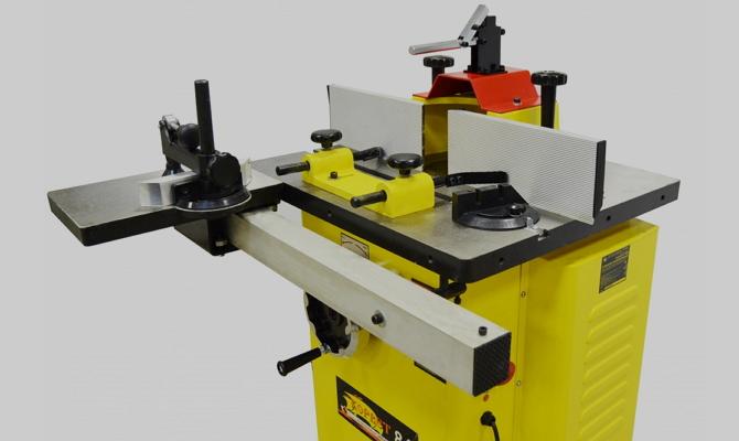 Фрезерный агрегат с простой конструкцией