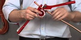 Трубогиб для медных труб – разнообразное оборудование на все случаи жизни
