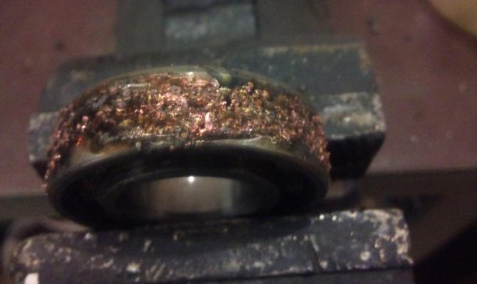 Восстановление металлического изделия