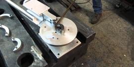 Оборудование для художественной гибки металла – автоматическое и ручное