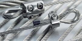 Для каких целей используют стальной трос?