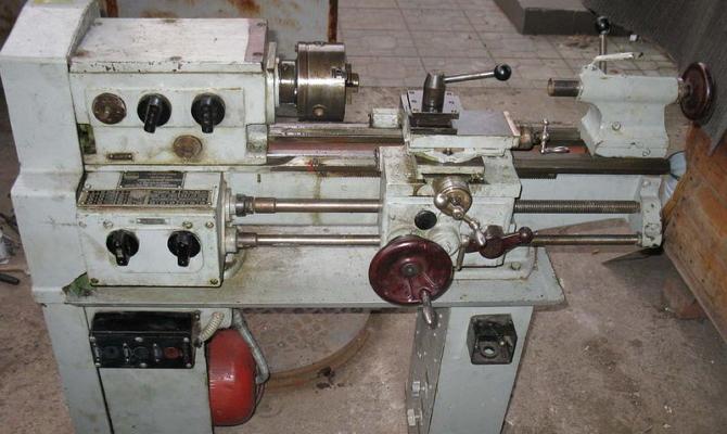 Токарное оборудование ТВ-4