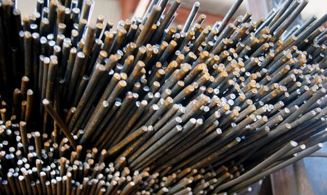 Гладкие арматурные стальные детали – ГОСТ 10884