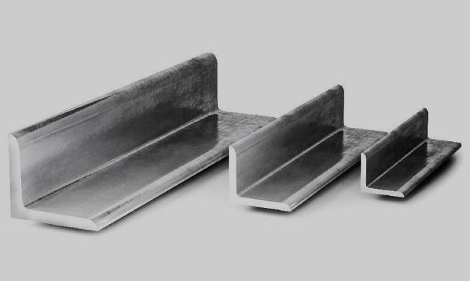 Вес стального углового проката 50x50 разной толщины