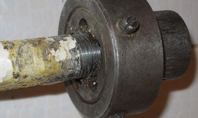 Как нарезать внешнюю резьбу на трубах?