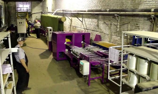 Технология производства композитных изделий