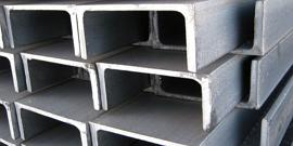 Горячекатаный швеллер 40 – виды изделия и их основные технические характеристики
