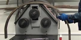 Трубогиб на электричестве – можно ли сделать самому?
