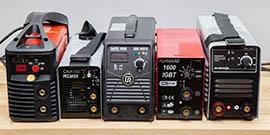 Виды сварочных аппаратов – обзор популярных моделей