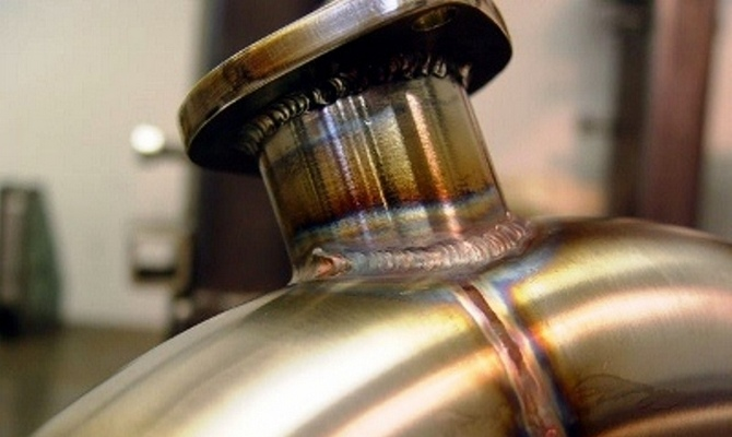 Сварка сталей с малым содержанием легирующих элементов