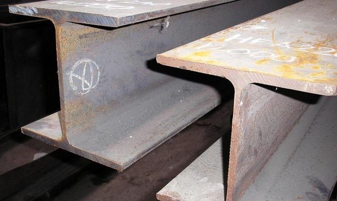 Виды и размеры металлических балок по ГОСТ