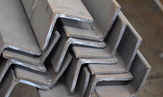 Все основные виды стальных уголков и ГОСТы сортамента на них фото