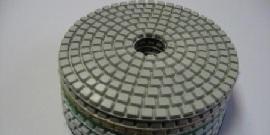 Гибкий алмазный шлифовальный круг – обработает любую поверхность!