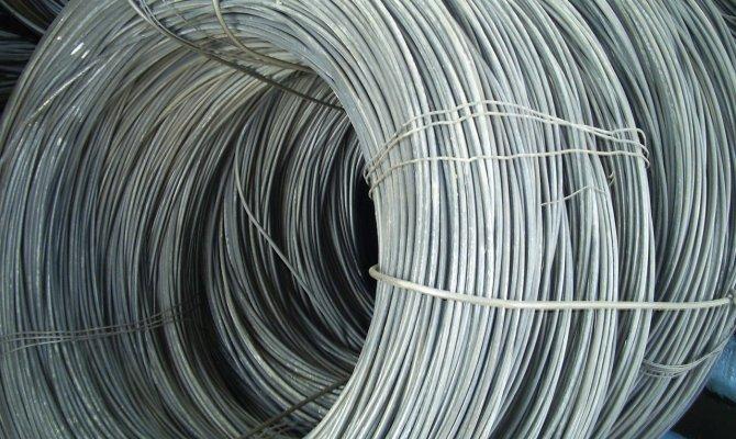 Основные характеристики стальной продукции 8–10 мм и других диаметров