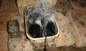 Охлаждение металла – опасности и предосторожности! фото