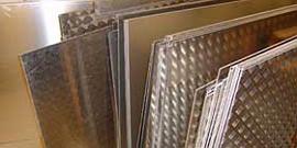 Алюминиевый лист – востребованный и качественный современный материал