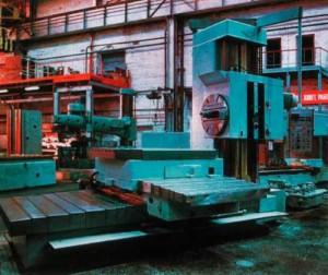 Фото станка для обработки деталей из чугуна и цветного металла, t-press.ru