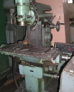 На фото - фрезерная установка 675П, board.com.ua