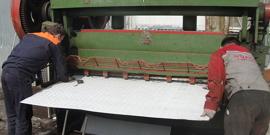 Гильотина для рубки металла – эффективный и надежный агрегат