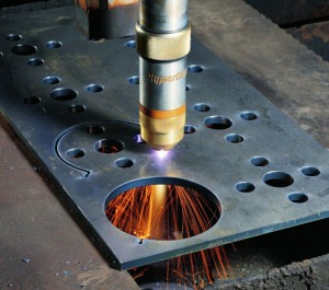 Лазерные установки для резки металла – принцип действия фото