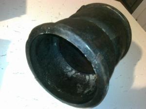 Фото муфты для соединения канализационных труб, s-krokus.com.ua