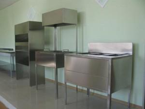Фото мебели из нержавеющей профильной трубы, o-trubah.ru