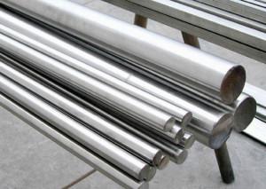 Фото круглого сортового проката из стали, metallz.ru
