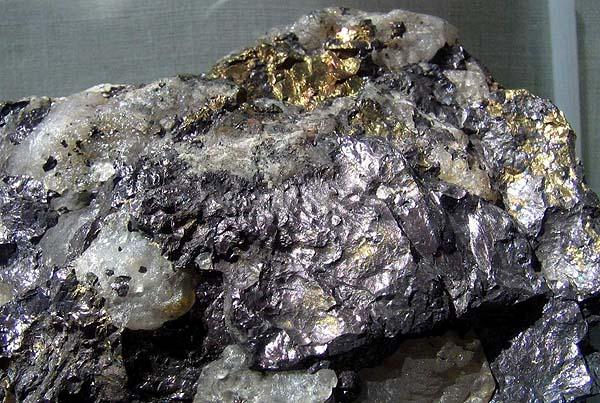 фото, сульфид золота фото сразу