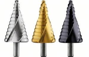 Сверло коническое по металлу – разновидности инструмента