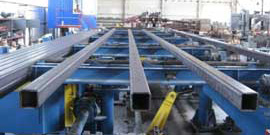 Производство профильной трубы – тонкости технологического процесса