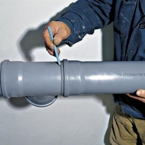 Фото монтажа канализационных труб своими руками, kanalizaciyadoma.ru