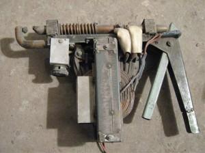 Фото самодельного аппарата для точечной сварки, tool-land.ru