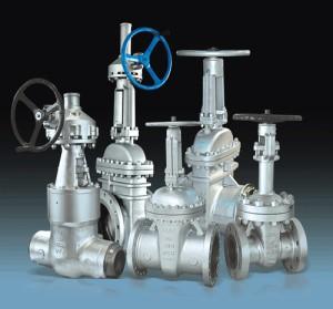 На фото - изготовление трубопроводной арматуры, lba.by