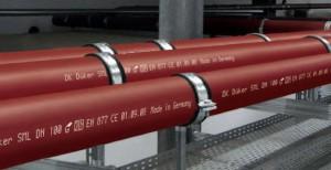 Труба чугунная канализационная – сертификаты, достоинства фото