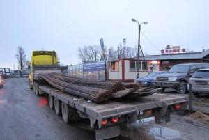 Маркировка, перевозка, хранение и складирование арматуры на строительной площадке фото