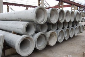 Фото железобетонных канализационных труб, asv.su