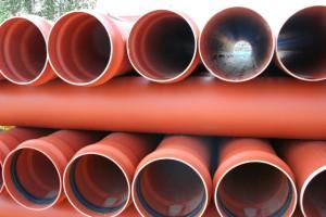 Фото полимерных канализационных труб ГОСТ 22689.2-89, ru.wikipedia.org