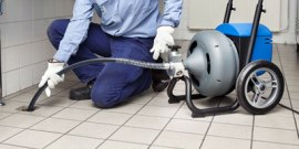 Промывка канализационных труб – устранение простых и сложных засоров