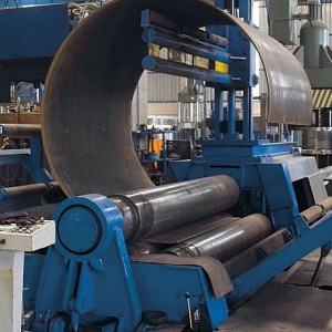 На фото - вальцы, metalservice.com.ua